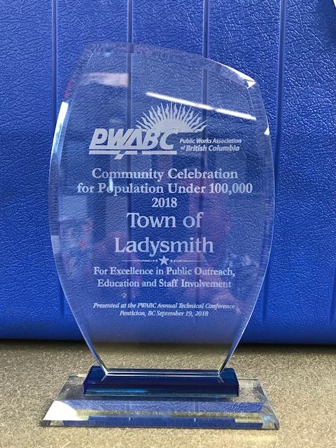 2018 PWABC Award