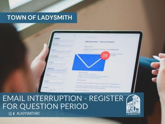 2021.03.02 Email interruption notice