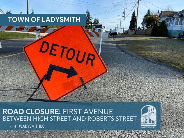 2021.05.16 Road Closure_First Ave