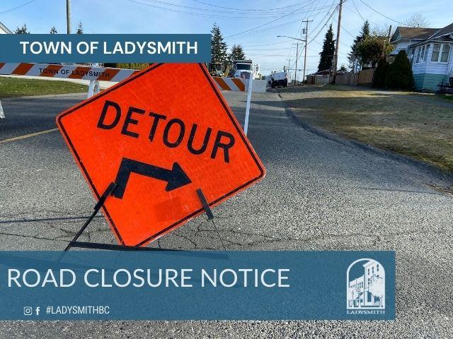 Road closure - general