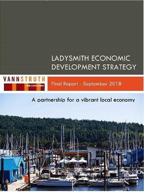 Title Page Ladsymith Economic Development Strategy